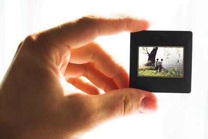 המרת שקופיות לתמונות דיגיטליות